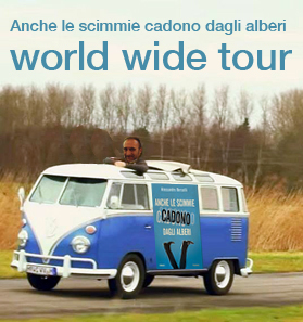 furgoncino-world wide tour